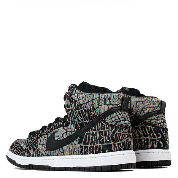 【EST S】Nike Dunk High Premium Sb 313171-029 彩色爆裂紋 男鞋 G1012 2