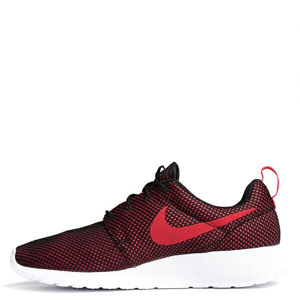 【EST S】Nike Roshe One 511881-604 網布洞洞紅黑酒紅休閒運動 男鞋 G1012 0
