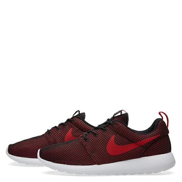 【EST S】Nike Roshe One 511881-604 網布洞洞紅黑酒紅休閒運動 男鞋 G1012 2