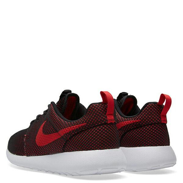【EST S】Nike Roshe One 511881-604 網布洞洞紅黑酒紅休閒運動 男鞋 G1012 3