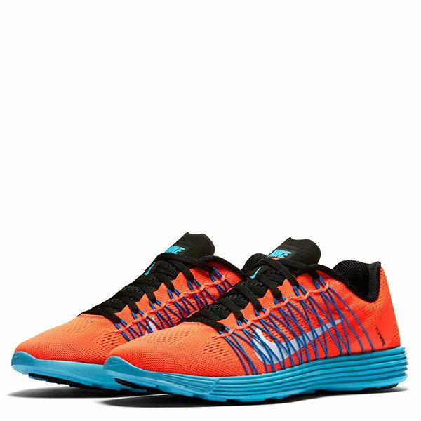 【EST S】Nike Lunaracer+ 3 554683-804 飛線 慢跑鞋 女鞋 橘藍 G1011 1