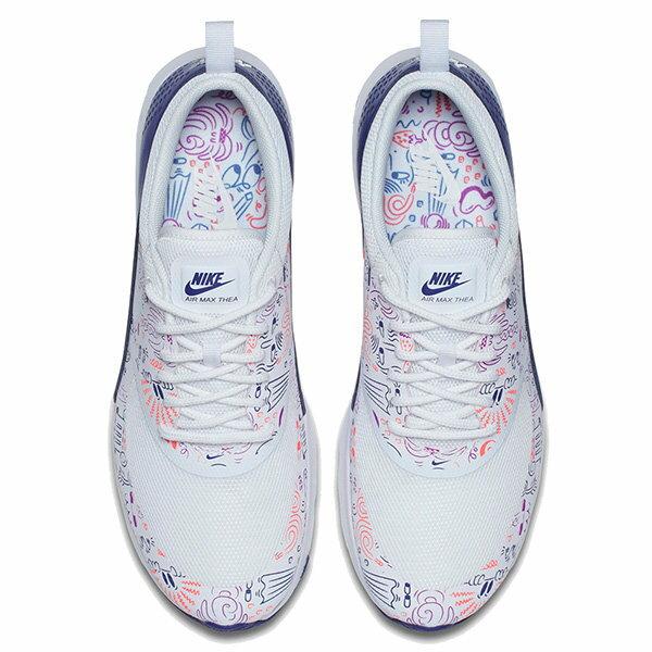 【EST S】Nike Air Max Thea Print 599408-104 塗鴉 慢跑鞋 女鞋 G1011 2