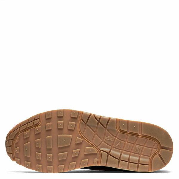 【EST S】Nike Air Max 1 Essential 599820-018 麂皮 慢跑鞋 女鞋 黑紅 G1011 2