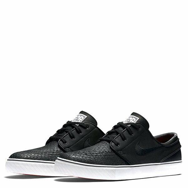 【EST S】Nike Zoom Stefan Janoski L 616490-016 鱗片 休閒鞋 男鞋 黑 G1011 1
