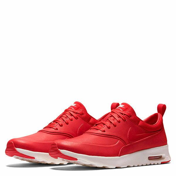 【EST S】Nike Air Max Thea Prm 616723-602 赤足 氣墊 慢跑鞋 女鞋 紅 G1011 1