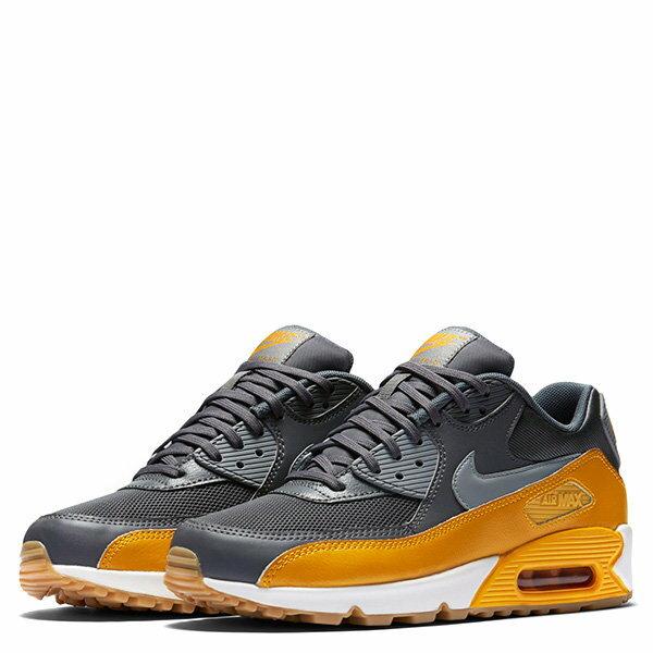 【EST S】Nike Air Max 90 Essential 616730-027 慢跑鞋 女鞋 灰黃 G1011 1