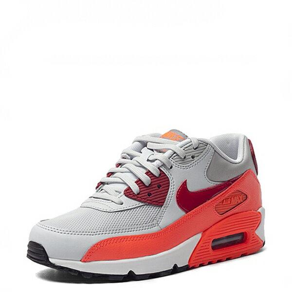 【EST S】Nike Air Max 90 Essential 616730-028 運動鞋灰紅橘 女鞋 G1012 2