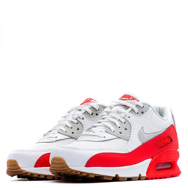 【EST S】Nike Air Max 90 Essential 616730-113 慢跑鞋 白橘 女鞋 G1012 1