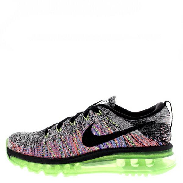 【EST S】Nike Flyknit Max 620659-103 灰粉橘編織全氣墊慢跑鞋 女鞋 G1012 0