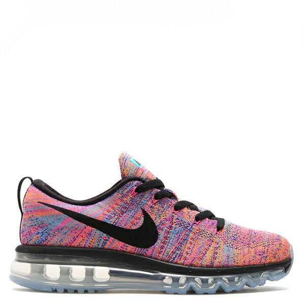 【EST S】Nike Flyknit Max 620659-404 限量款 極美編織彩虹 女鞋 G1012 0