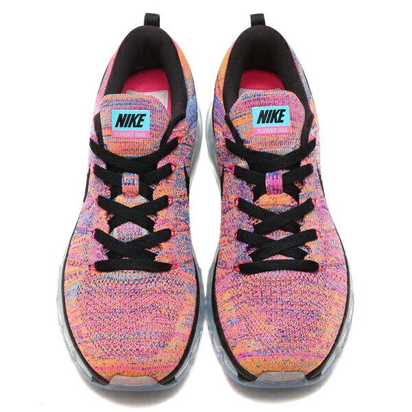 【EST S】Nike Flyknit Max 620659-404 限量款 極美編織彩虹 女鞋 G1012 2