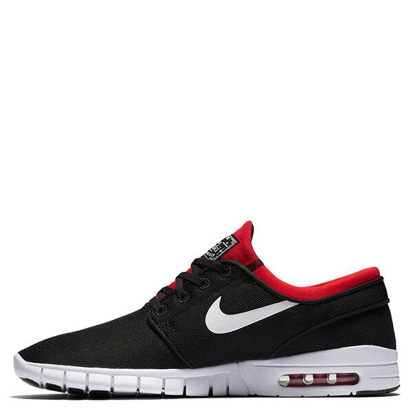 【EST】Nike Stefan Janoski Max Sb 631303-016 氣墊 休閒 滑板鞋 男鞋 黑紅 [NI-4412-002] G0623 0
