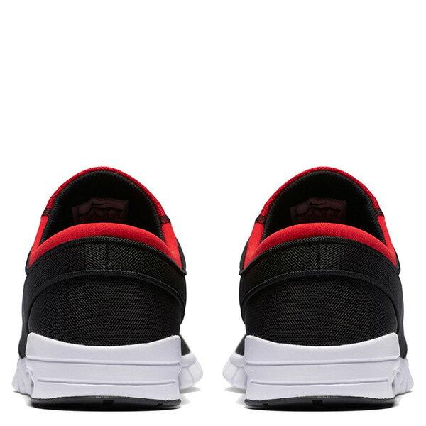 【EST】Nike Stefan Janoski Max Sb 631303-016 氣墊 休閒 滑板鞋 男鞋 黑紅 [NI-4412-002] G0623 3