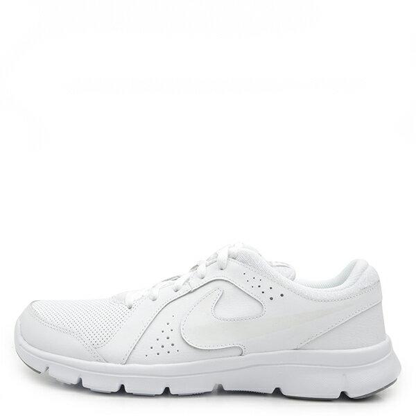 【EST S】Nike Flex Experience Ltr Gs 631495-100 慢跑鞋 全白 大童鞋 G1012 0