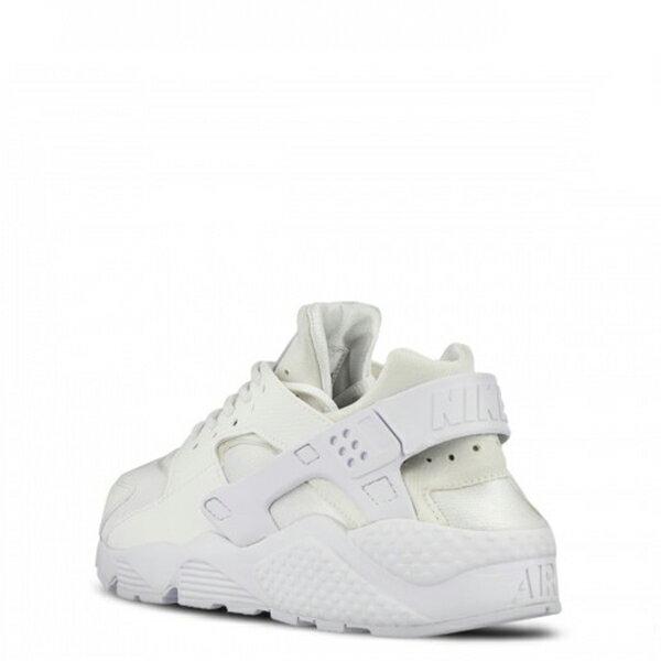 【EST S】Nike Air Huarache Run 634835-108 白武士 武士鞋 全白 女鞋 G1012 2