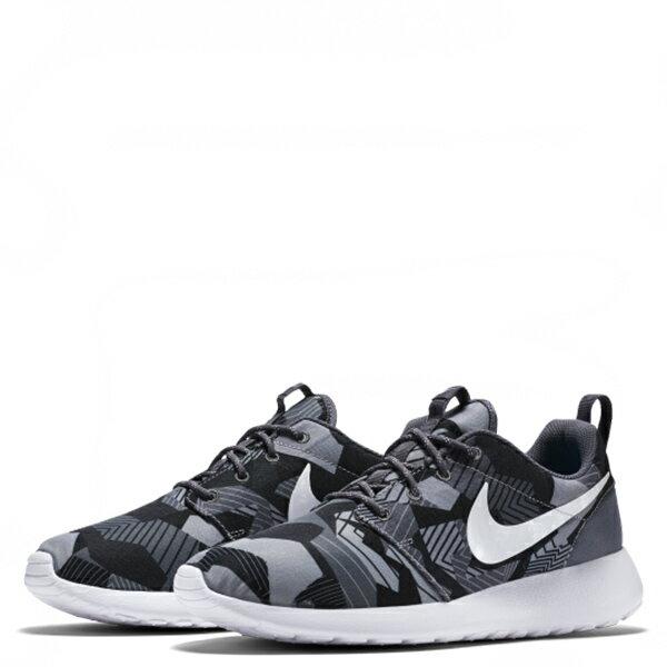 【EST S】Nike Roshe One Print 655206-020 灰迷彩灰黑細繩點點鞋帶 男鞋 G1012 1