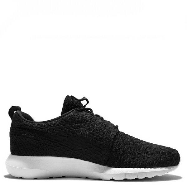 【EST S】Nike Roshe Flyknit Nm 677243-011 黑編織慢跑刺繡 男鞋 G1012 2