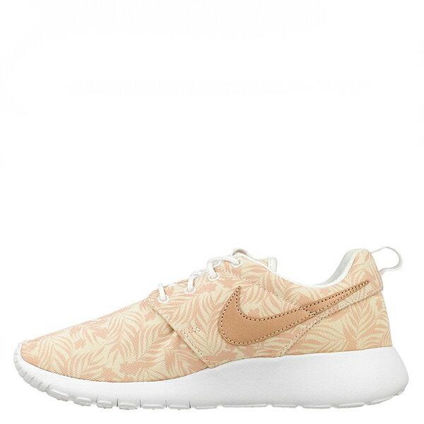 【EST S】Nike Roshe One Print Gg 677784-200 花卉金勾格紋 大童鞋 G1012 0