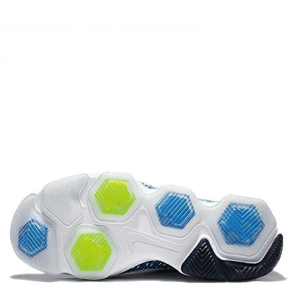 【EST S】Nike Flyknit Zoom Agility 698616-404 藍編織輕量化慢跑鞋 女鞋 G1012 3