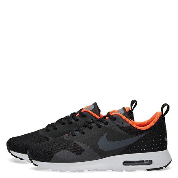 【EST S】Nike Air Max Tavas 705149-008 黑橘白灰網布慢跑鞋 男鞋 G1012 2