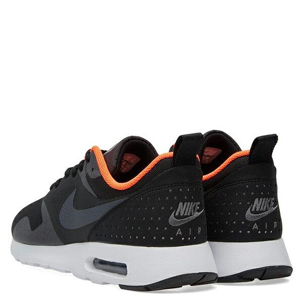 【EST S】Nike Air Max Tavas 705149-008 黑橘白灰網布慢跑鞋 男鞋 G1012 3