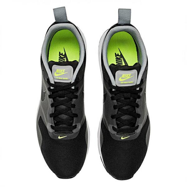 【EST S】Nike Air Max Tavas 705149-027 黑綠白網布慢跑鞋 男鞋 G1012 2
