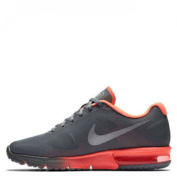 【EST S】Nike Air Max Sequent 719916-011 灰粉橘漸層大氣墊 女鞋 G1012 0