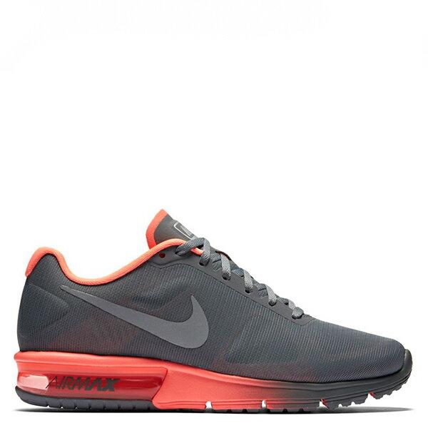 【EST S】Nike Air Max Sequent 719916-011 灰粉橘漸層大氣墊 女鞋 G1012 1