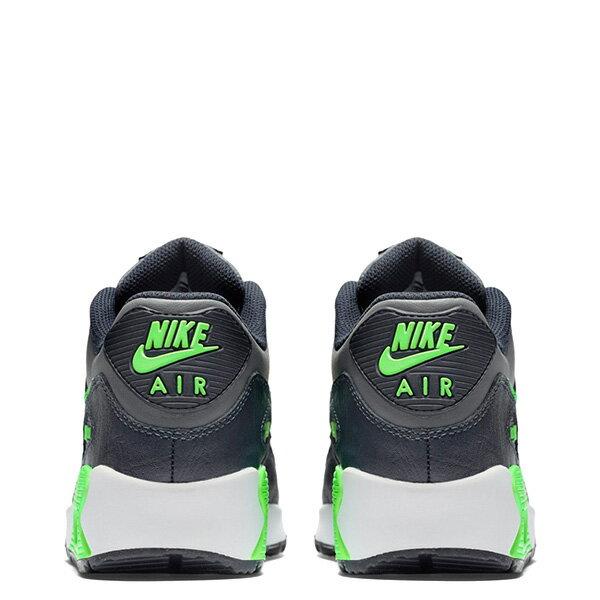 【EST S】Nike Air Max 90 Ltr Gs 724821-013 氣墊 慢跑鞋 大童鞋 灰 G1011 3