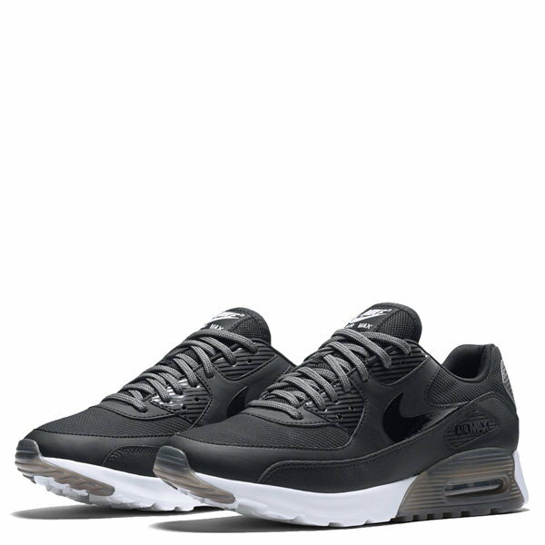 【EST S】Nike Air Max 90 Ultra Essential 724981-007 復古 慢跑鞋 女鞋 黑 G1011 1