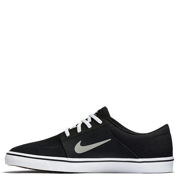 【EST S】Nike Sb Portmore 725027-012 膠底 休閒 滑板鞋 男鞋 黑 G1011