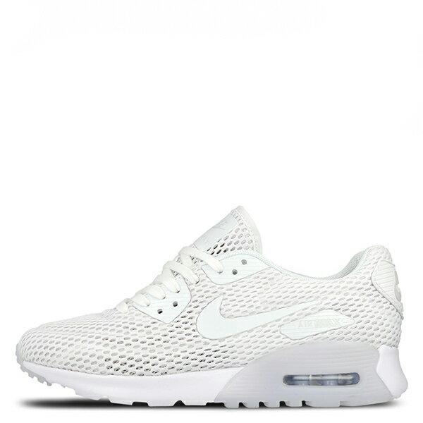 【EST S】Nike Air Max 90 Ultra Br 725061-104 全白呼吸果凍底 女鞋 G1012 0