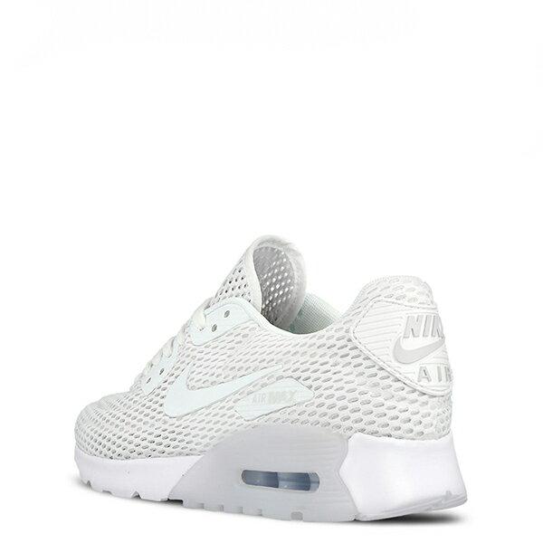 【EST S】Nike Air Max 90 Ultra Br 725061-104 全白呼吸果凍底 女鞋 G1012 2