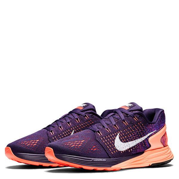 【EST S】Nike Lunarglide 7 747356-500 漸層 編織 慢跑鞋 女鞋 G1011 1