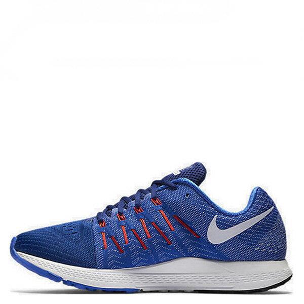 【EST S】Nike Air Zoom Elite 8 748588-404 藍白飛線網布無車縫 男鞋 G1012