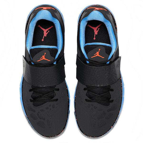 【EST S】Nike Jordan Flight Flex Trainer 2 768911-016 魔鬼氈 訓練鞋 男鞋 黑 G1011 2