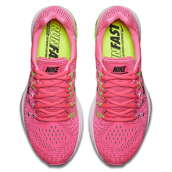【EST S】Nike Air Zoom Structure 19 806580-600 飛線 編織 慢跑鞋 女鞋 粉 G1011 2