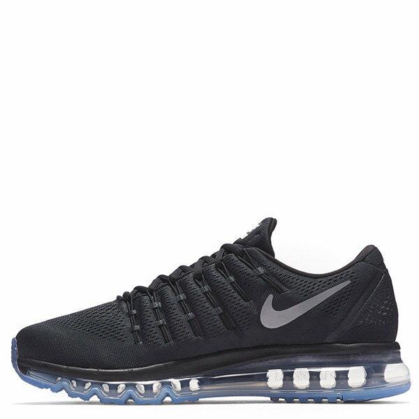 【EST S】Nike Air Max 2016 806771-001 反光 冰底 全氣墊 慢跑鞋 男鞋 黑 G1011 0