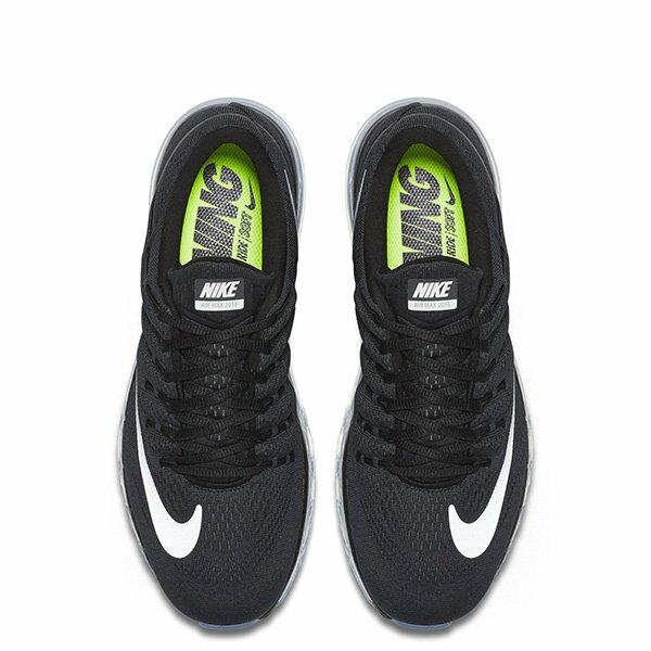 【EST S】Nike Air Max 2016 806771-001 反光 冰底 全氣墊 慢跑鞋 男鞋 黑 G1011 2