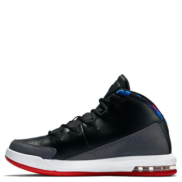 【EST S】Nike Jordan Air Deluxe 807717-035 皮革 氣墊 籃球鞋 男鞋 黑灰 G1011 0