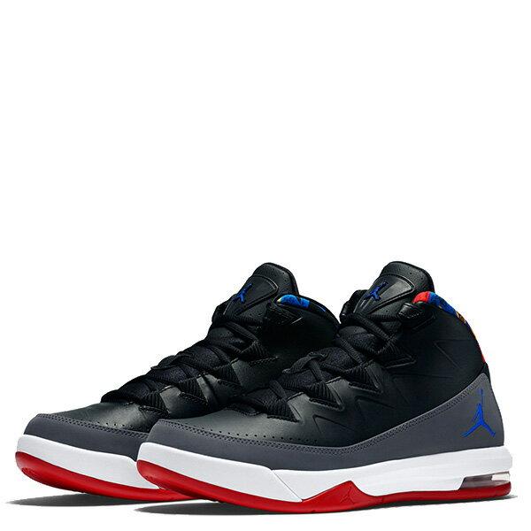 【EST S】Nike Jordan Air Deluxe 807717-035 皮革 氣墊 籃球鞋 男鞋 黑灰 G1011 1