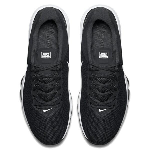 【EST S】Nike Air Max Full Ride Tr 819004-001 氣墊 訓練 慢跑鞋 男鞋 黑 G1011 2