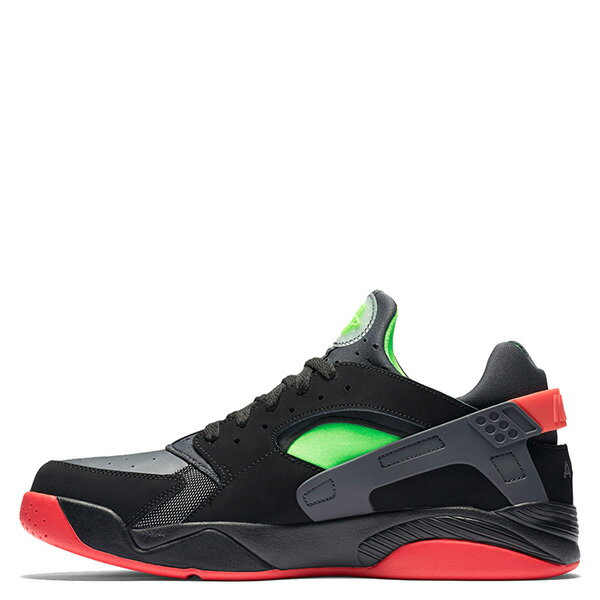 【EST S】Nike Air Flight Huarache Low 819847-001 武士鞋 籃球鞋 男鞋 黑 G1011