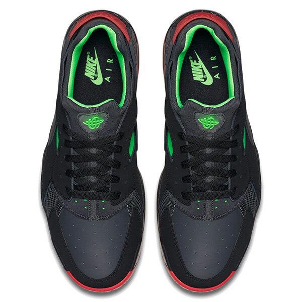 【EST S】Nike Air Flight Huarache Low 819847-001 武士鞋 籃球鞋 男鞋 黑 G1011 2