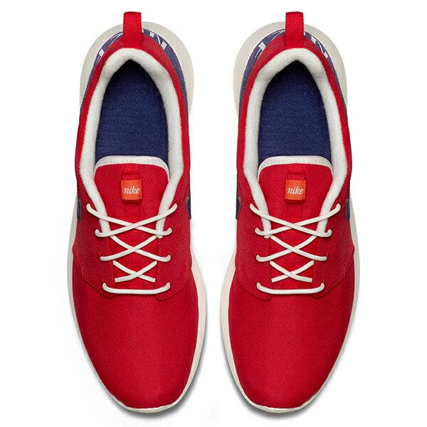 【EST S】Nike Roshe One Retro 819881-641 麂皮 帆布 輕量 慢跑鞋 男女鞋 紅 G1011 2
