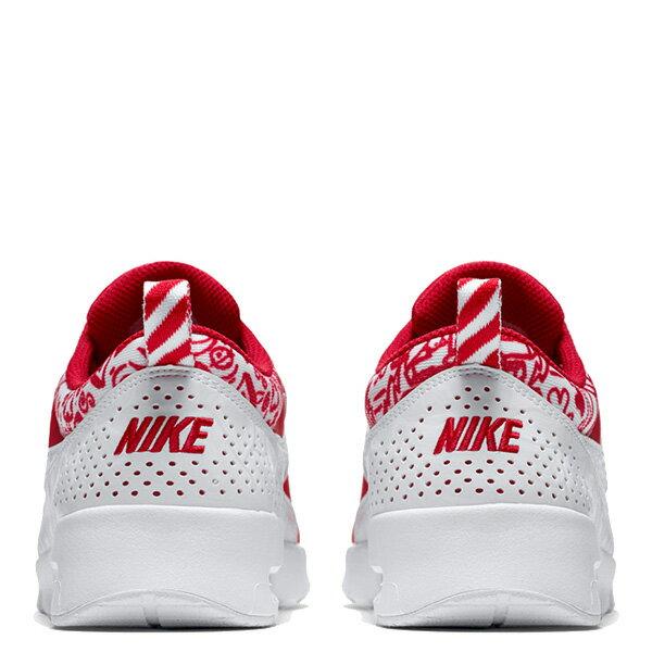 【EST S】Nike Air Max Thea Se Gs 820244-600 塗鴉 慢跑鞋 大童鞋 紅 G1011 3