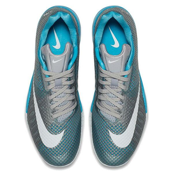 【EST S】Nike Hyperlive Ep 820284-004 哈登 耐磨 籃球鞋 男鞋 灰藍 G1011 2