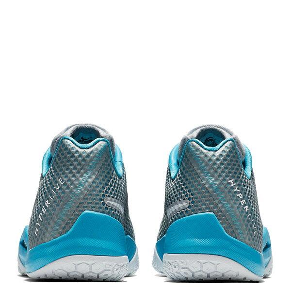 【EST S】Nike Hyperlive Ep 820284-004 哈登 耐磨 籃球鞋 男鞋 灰藍 G1011 3