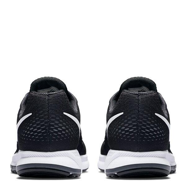 【EST S】Nike Air Zoom Pegasus 33 831356-001 飛線 慢跑鞋 女鞋 黑 G1011 3