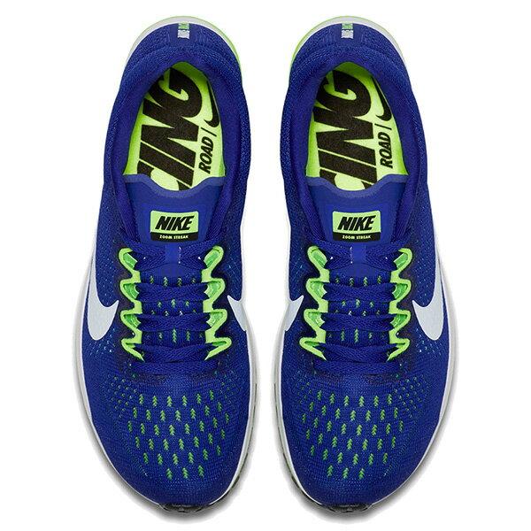 【EST S】Nike Zoom Streak 6 Racing 831413-413 無縫線 慢跑鞋 男鞋 藍 G1011 2